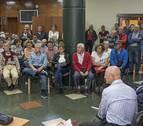 Los vecinos afectados por la nueva contribución de Estella piden que se reconsidere