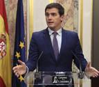 Rivera avisa a Rajoy de que si no cumple los pactos no apoyará los presupuestos