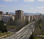Detenido un hombre en Pamplona por tres robos con violencia en Iturrama