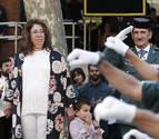 La delegada Alba respalda a la Guardia Civil ante un