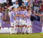 Valladolid y Lugo se mantienen en la pelea de la zona noble