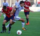 La Real Sociedad gana en el duelo de canteras a Osasuna Promesas
