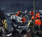 Suben a 41 los muertos por los incendios del norte de California