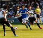 El Tudelano sigue gafado con el gol
