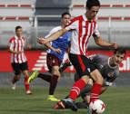 La Peña Sport se ahoga ante el Bilbao Athletic