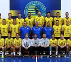 Helvetia Anaitasuna se enfrentará al CYEB Budakalasz en la Copa EHF