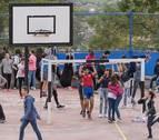 Roban 2.000 euros entre efectivo y lotería en el colegio del Puy de Estella