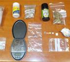 Detenida una pareja en Erratzu por vender drogas en Francia