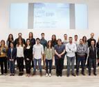 Trece alumnos en el Máster de Consultor SAP de VW Navarra y la Cámara