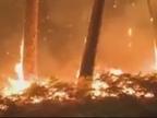 Galicia comienza a ganar la batalla al fuego ayudada por una lluvia providencial