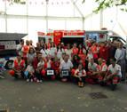 Cruz Roja refuerza con dos vehículos la respuesta en Mélida y Carcastillo