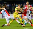 El Villarreal rescata un punto y deja el grupo muy igualado
