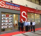 Inmobiliaria Sarasate abre oficina en Pamplona