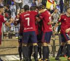 Osasuna recibe al Barça B queriendo sumar la cuarta victoria en El Sadar