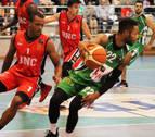 El Basket Navarra se refugia en casa en busca de su segunda victoria