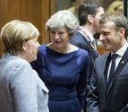 Macron y Merkel respaldan al Gobierno español en el conflicto catalán