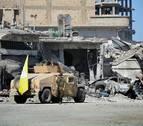 La liberación de Al Raqqaacelera la campaña militar contra el EI en Siria