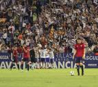 LaLiga denuncia cánticos ofensivos de aficionados de Osasuna y Zaragoza