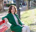 """Rosa Blasco Gil: """"Al leer de nuevo mi primer libro,   me invadió un halo de esperanza"""""""