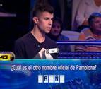 Un vecino de Noáin olvida cómo se dice Pamplona en euskera y pierde 100.000€