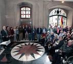 El Ayuntamiento recibe a la Asociación de Familiares de Fusilados de Navarra
