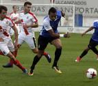 La Peña Sport vio esfumarse los tres puntos en cinco minutos
