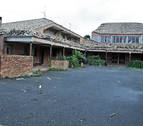 El antiguo convento de las Agustinas de San Pedro, en estado de abandono