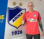 Nauzet ficha por el APOEL Nicosia