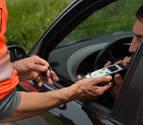 Cinco conductores imputados por superar la tasa de alcohol y un sexto sin puntos