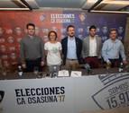 La candidatura de Lafón asegura que presentarán el preaval y que