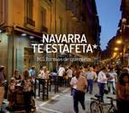 'Navarra te Estafeta' y 'te menestra' en su nueva campaña de turismo