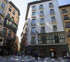Las pernoctaciones en los hoteles navarros crecen un 5% en septiembre respecto a 2016