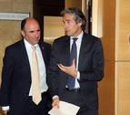 El ministro De la Serna comunica a Ayerdi los pasos para asumir ya el TAV