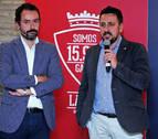 Lafón presenta a Aranzábal y su plan de gestión