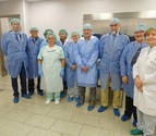 La nueva central de lavado instrumental del CHN asumirá la limpieza de 17 quirófanos
