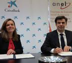 ANEL y CaixaBank impulsarán la competitividad de la economía social