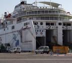 Muere un magrebí al intentar viajar como polizón en un barco desde Melilla