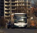 Cambios en las villavesas y desvíos de tráfico en Pamplona por el Olentzero