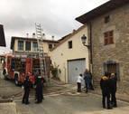 Sofocados cuatro incendios menores en distintos puntos de Navarra