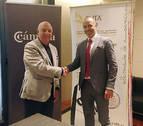 Cámara Navarra y CNTA firman un convenio para mejorar la competitividad de las empresas