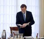 Rajoy dice que la extrema izquierda e independentistas cesaron a su gobierno