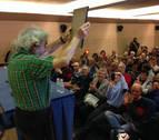 Homenaje a Félix Cariñanos por sus 40 años de investigación sobre Viana