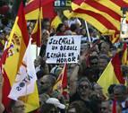 El apoyo a la independencia cae al 40,8% según un sondeo de la Generalitat