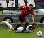 El Tudelano gana al Real Unión y a Osasuna Promesas se le escapan dos puntos