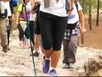 Una jueza canaria condena a 20 jóvenes a realizar una ruta de 45 kilómetros