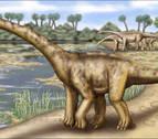 Identificado un nuevo dinosaurio de EE UU con orígenes en Teruel