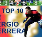 Repasa las diez mejores paradas de Sergio Herrera en toda su carrera