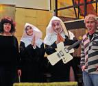 Los navarros Segunsurja se estrenan hoy en el café-teatro de la ENT