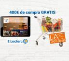 Ganadores de 400€ de compra gratis con DN+ en el concurso 'Busca el carro E.Leclerc'