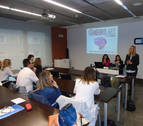 CEN acoge la primera sesión del Foro Navarro de Liderazgo Femenino de AMEDNA